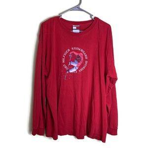 2003 Tommy Hilfiger Snowboard Division Shirt